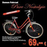 Damen Fahrrad Pure Nostalgie