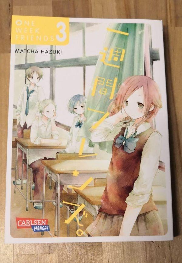 One week friends 3 Manga