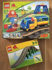 Lego Duplo 5608 Eisenbahn Startet