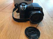 Sony DSC-H300 Kompaktkamera neuwertig