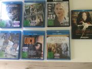 BlueRay 4K UHD Filme sehr
