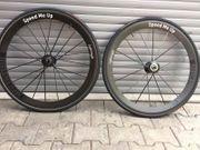 Laufradsatz Lightweight Meilenstein 4 Carbon