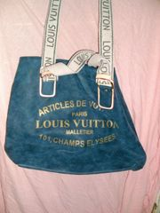 Shopping Tasche Louis Vuitton Paris