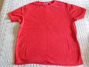Shirt Rippenshirt Gr M bzw