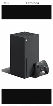 X Box Series X Neu