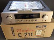Accuphase E-211 High End Vollverstärker -
