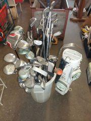 Golfschläger ca 70 Stück Deko