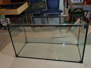 Aquarium Glasbecken rechteckig