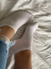 Ich verkaufe Socken