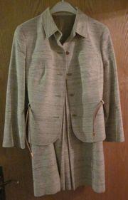 Gr 42 Kostüm beige Ralph