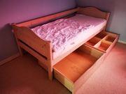 Kinder Jugendbett massiv