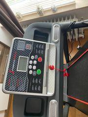 SportsTech Laufband F10 -Pulsgurt inklusive-