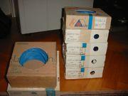 Biete Einzelladerleitung PVC-H05V-K-1x 1mm² -1x