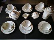 6-teiliges Kaffee Service Königl priv