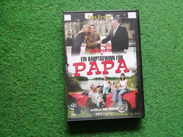 Ein Hauptgewinn für Papa DVD