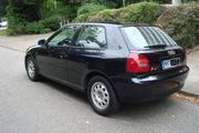 Audi A3 Baujahr Sept 1998