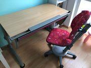 Moll Schreibtisch und Schreibtischstuhl
