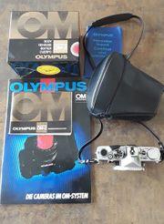 Klassiker Kamera Olympus OM 2