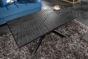 NEU Couchtisch Scorpion 110cm schwarz