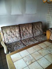 Wohnzimmergarnitur
