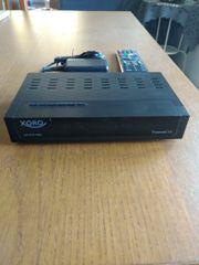 XORO 8770 Twin Receiver für