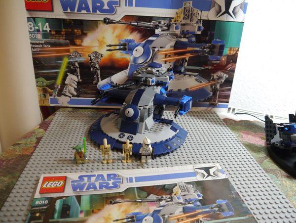 LEGO Star Wars Armoured Assault