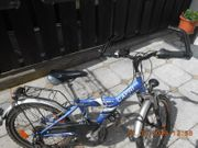 Kinder Fahrrad 20 Tecnobike Capri