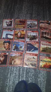 16 Spiegel TV DVDs sehr