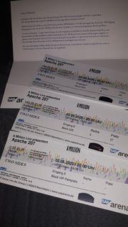 Apache 207 VIP Tickets SAP