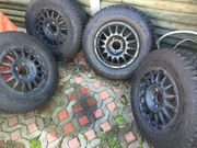 4x All Seasons Goodyear Mini