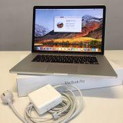 MacBook Pro Retina 15 zoll
