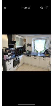 Küche in sehr gutem Zustand