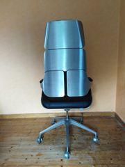 Designer Bürodrehstuhl Silver 362S