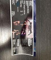 Metallica Ticket München