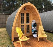 Holzhaus Gartenhaus Camping L300cm NEU