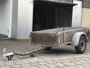 Rauscher PKW Anhänger 600kg BJ