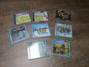 Hörspiel CDs Fünf Freunde TKKG