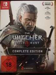 Switch The Witcher 3 Complete