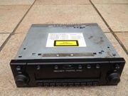 Becker- CD-Autoradio -Trafic Pro mit