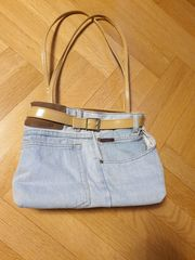 Handtasche Jeanshose