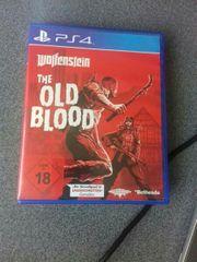 PS 4 Wolfenstein The Old