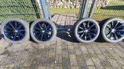 BMW Winterräder 4x Sternspeiche 365