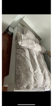 Jugendzimmermöbel Bett Kommode
