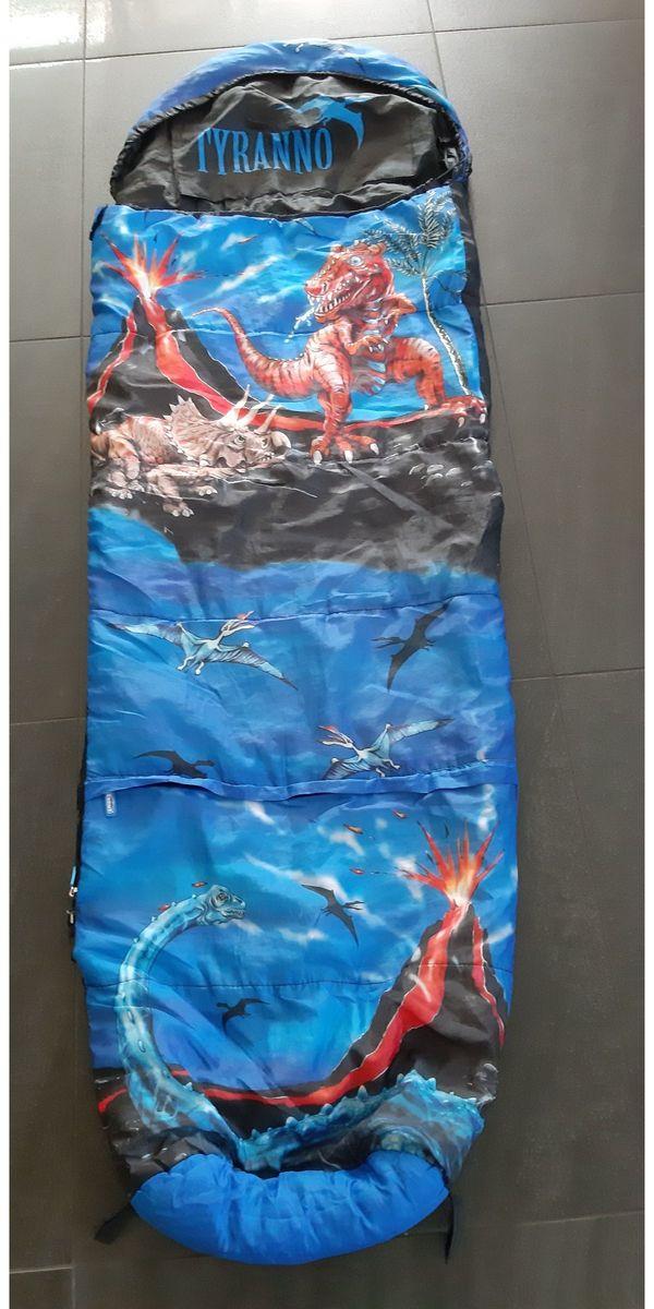 Mumienschlafsack für Kinder