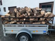 Biete Brennholz
