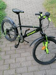Kinderfahrrad Mountain Bike 24 Zoll