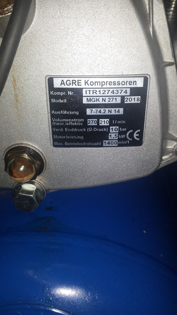 Kompressor Mahle Preiskracher