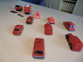 Bild 4 - 10 Feuerwehr Modelle 1 87 - Gaggenau