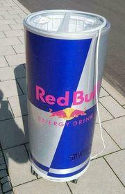 Red Bull Kühlschrank