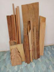 Hart - Holz